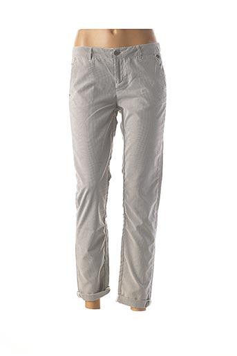 Pantalon chic gris DDP pour femme