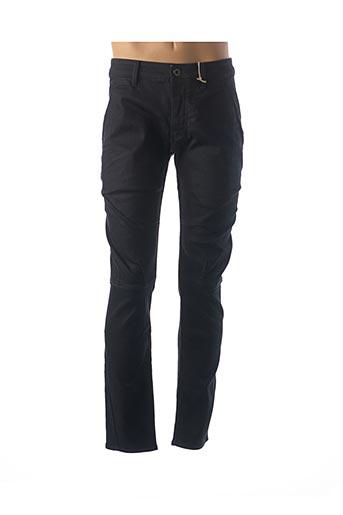 Pantalon casual noir FREESOUL pour femme