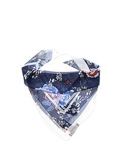 Foulard bleu FRANSA pour femme