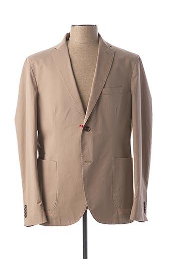 Veste chic / Blazer beige CH. K. WILLIAMS pour homme