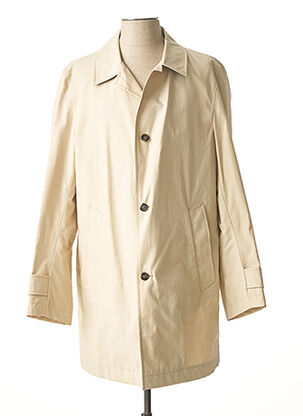 Imperméable/Trench beige CH. K. WILLIAMS pour homme