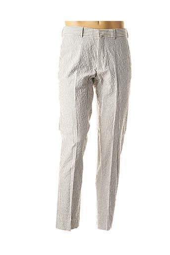 Pantalon chic gris VICOMTE ARTHUR pour homme