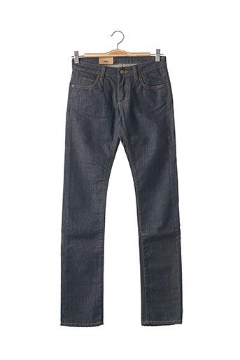 Jeans coupe slim bleu EDWIN pour femme