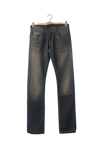 Pantalon casual bleu BE YOU K pour femme