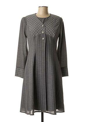Veste/robe gris CLAUDE BAUER pour femme