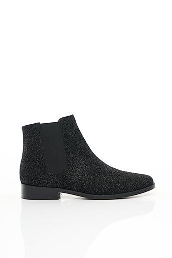 Bottines/Boots noir ANAKI pour femme