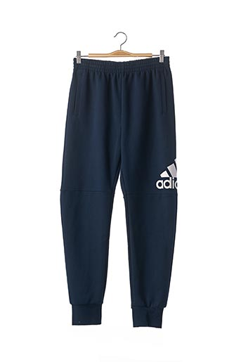 Jogging bleu ADIDAS pour garçon