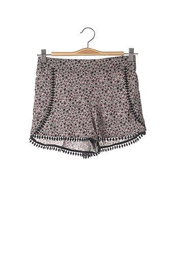 Short rose TEDDY SMITH pour fille
