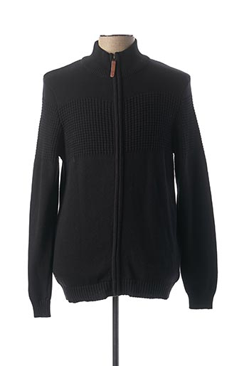 Veste casual noir OXBOW pour homme