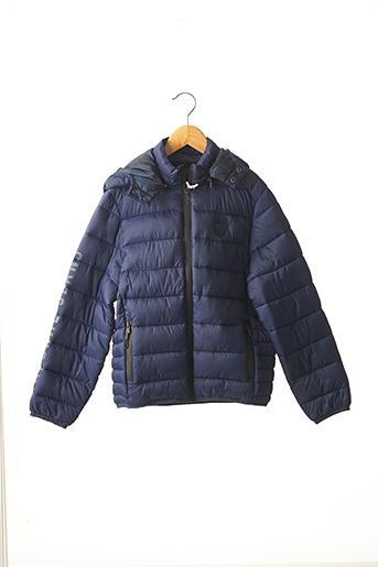 Doudoune bleu KAPORAL pour enfant