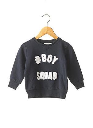 Sweat-shirt bleu NAME IT pour garçon