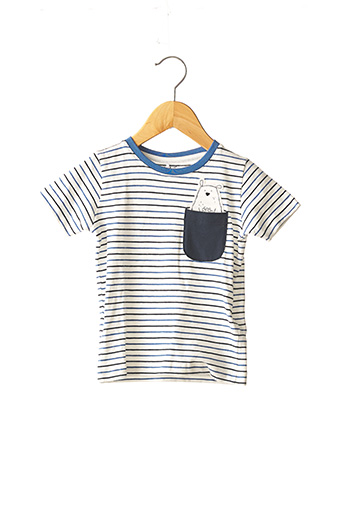 T-shirt manches courtes bleu NAME IT pour enfant
