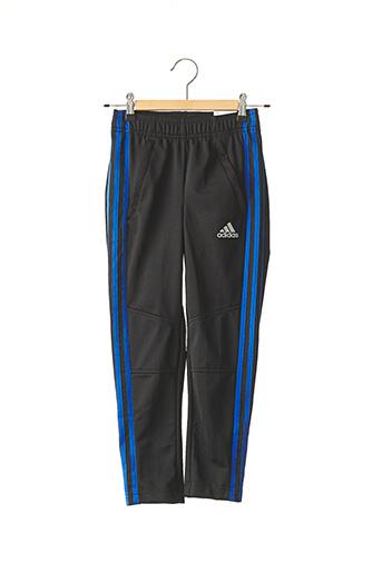 Jogging bleu ADIDAS pour fille