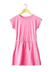 Robe mi-longue rose NAME IT pour fille seconde vue
