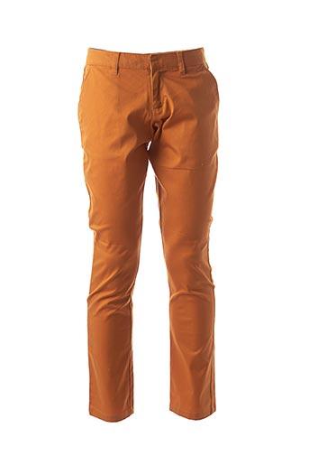Pantacourt décontracté orange VOLCOM pour homme