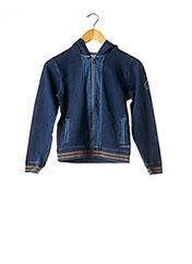 Veste casual bleu JAPAN RAGS pour fille seconde vue