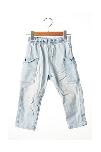 Pantalon casual bleu ZARA pour enfant