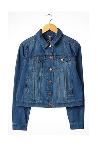 Veste en jean bleu BODEN pour femme