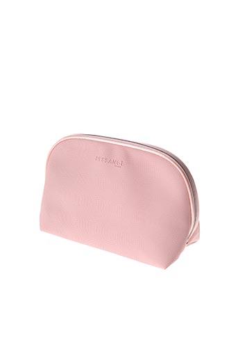 Trousse de toilette rose DESSANGE pour femme