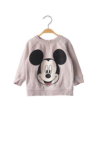 Sweat-shirt rose H&M pour fille