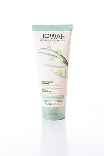 Démaquillant vert JOWAE pour femme
