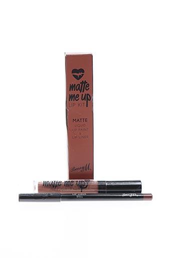 Maquillage marron BARRY M pour femme