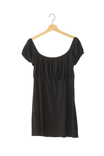 Robe courte noir REFORMATION pour femme