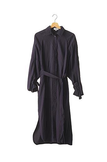 Robe mi-longue bleu KENZO pour femme