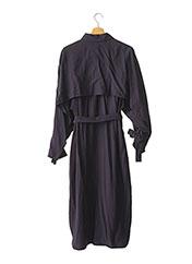 Robe mi-longue bleu KENZO pour femme seconde vue