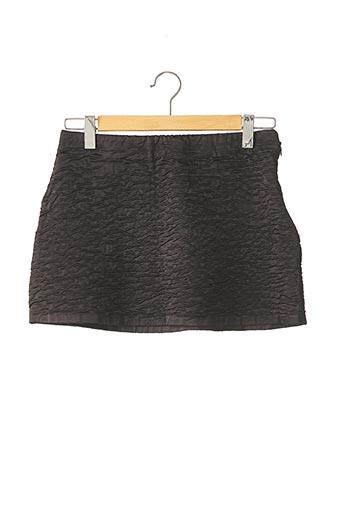 Jupe courte noir ZARA pour femme