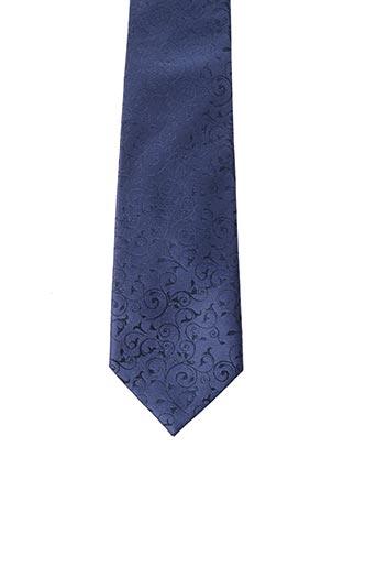 Cravate bleu BLAZER pour homme