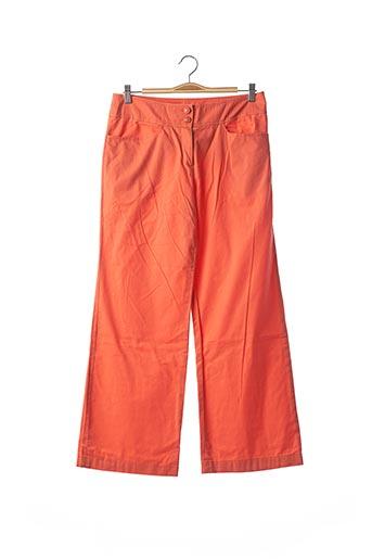 Pantalon casual orange CACHAREL pour femme