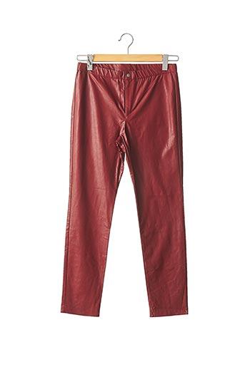 Pantalon casual rouge ISABEL MARANT pour femme