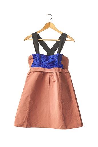 Robe courte rose CACHAREL pour femme