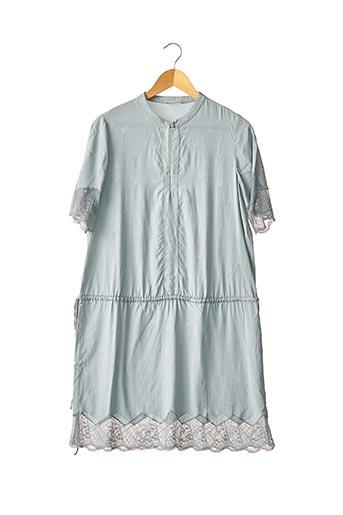 Robe mi-longue bleu ZADIG & VOLTAIRE pour femme