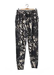 Pantalon casual noir PAUL SMITH pour femme seconde vue