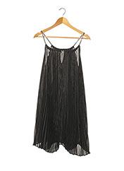 Robe mi-longue noir OLIVIER STRELLI pour femme seconde vue