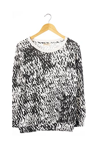Sweat-shirt noir AMERICAN VINTAGE pour femme