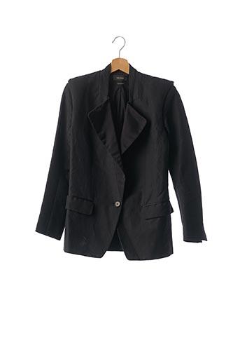 Veste chic / Blazer noir ISABEL MARANT pour femme