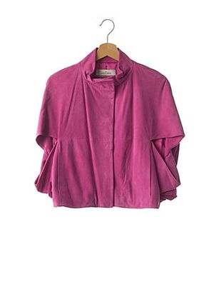 Poncho rose BY MALENE BIRGER pour femme