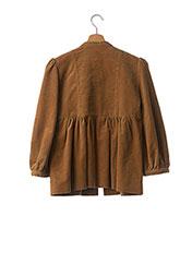 Veste casual marron BARBARA BUI pour femme seconde vue