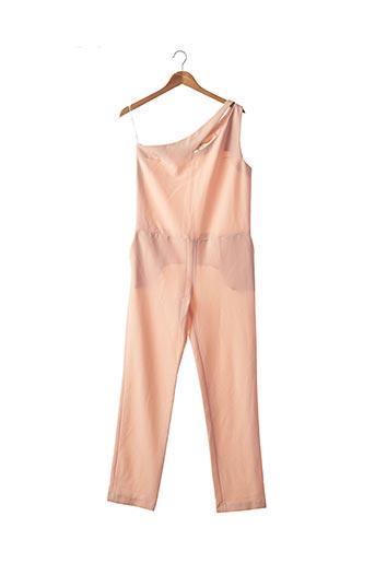 Combi-pantalon rose BELAIR pour femme