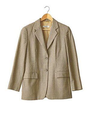 Veste chic / Blazer beige MARELLA pour femme