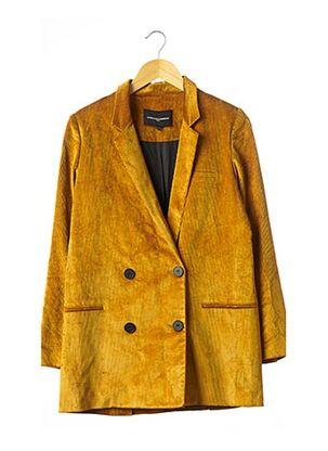 Veste chic / Blazer jaune MARGAUX LONNBERG pour femme