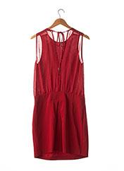 Robe mi-longue rouge TWIN SET pour femme seconde vue