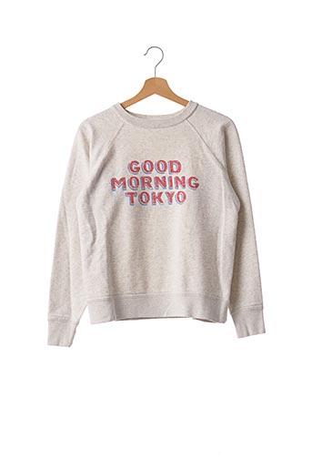 Sweat-shirt gris ISABEL MARANT pour femme