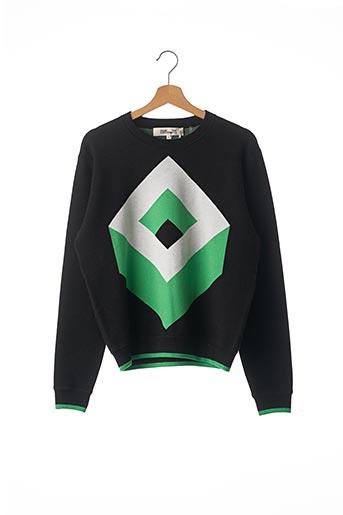 Sweat-shirt noir DIANE VON FURSTENBERG pour femme