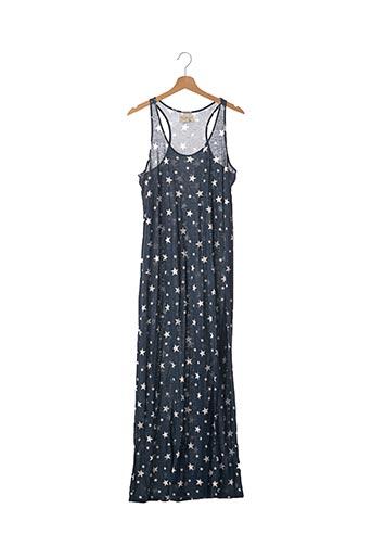 Jupe longue bleu RALPH LAUREN pour femme