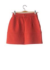Jupe courte orange PAUL & JOE pour femme seconde vue
