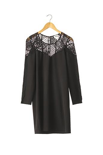 Robe courte noir BELAIR pour femme